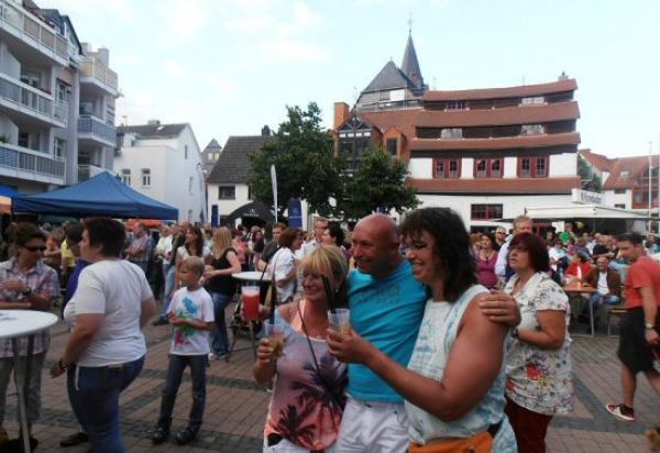 Rock in Idstein
